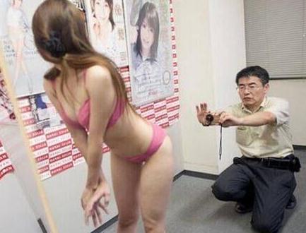 日本女优面试首曝光