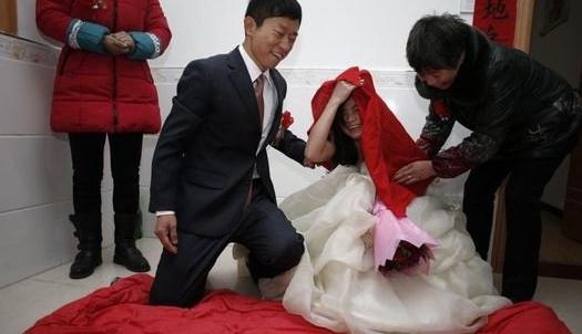 越南美女新娘道出真相