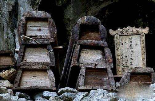 探秘恐怖苗族洞葬:神秘而诡异