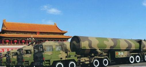 全球十大洲际弹道导弹 中国的导弹榜上有名