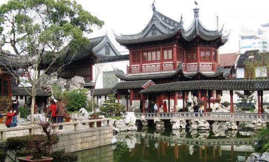 细数外国人眼中的六大豪华花园
