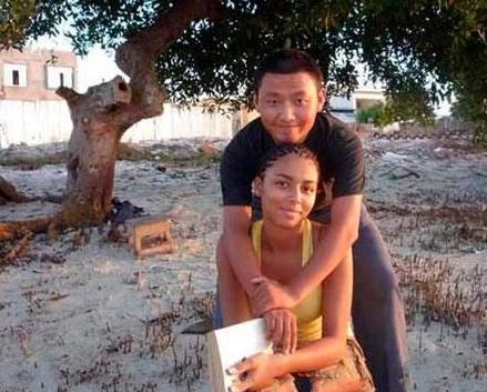 非洲美女最想嫁给中国男