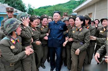 朝鲜漂亮女兵退伍为何没人敢娶
