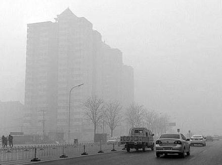 盘点2016空气最差十座城市