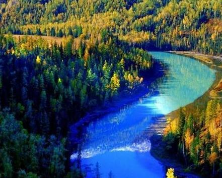 盘点中国那些绝美湖泊