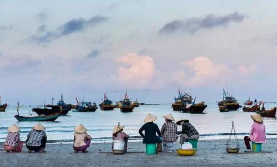 实拍国人去越南感受风情