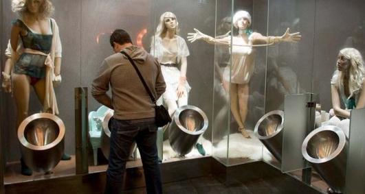 世界上最奇葩的厕所