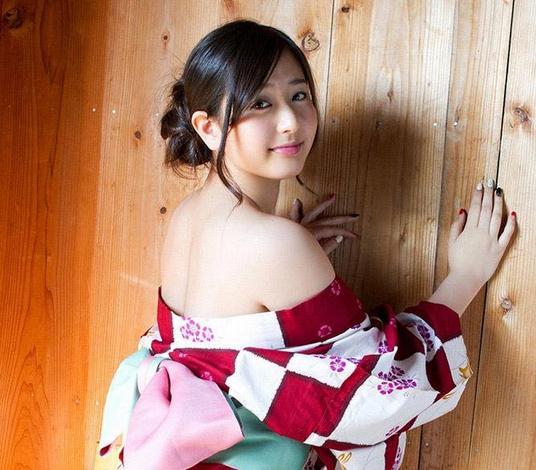 揭日本女人和服下的秘密