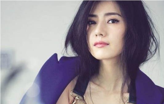 盘点中国最标致的十张美人脸,中国最漂亮的女明星排行