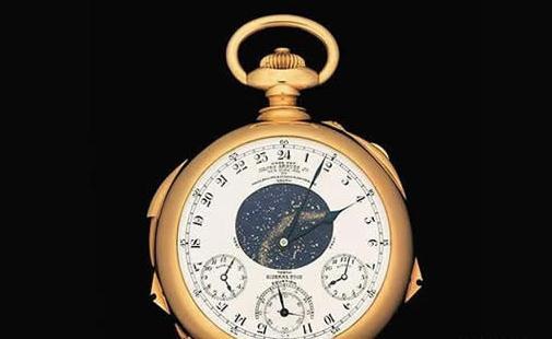 世界上最贵的手表排名,最贵的表售价1.4亿