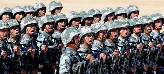 德媒分析中国军力:战舰超700艘 军机近3000架