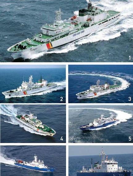 叫嚣要炮击中国渔民的韩国海警有多强