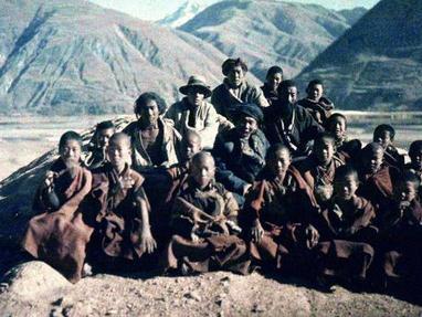 民国20年的西藏珍贵老照片:古朴粗犷之美