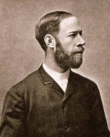 物理学家赫兹的简介 关于海因里希·鲁道夫·赫兹的一生