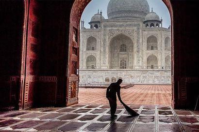 世界最美旅行照片:一輩子都看不到的