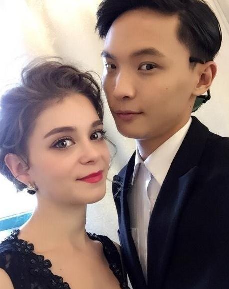 法国美女追中国小伙:结婚要求让网友傻眼