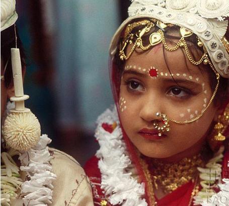 揭秘童婚少女真实经历:惨遭蹂躏沦为奴隶