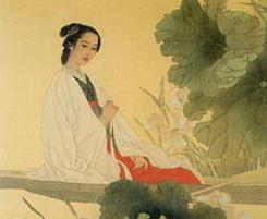 第一女词人李清照46岁在婚惨遭家暴被骗财骗色