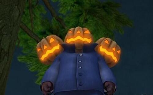 熊出没中最恐怖的四集,最后一个看了做恶梦(图)