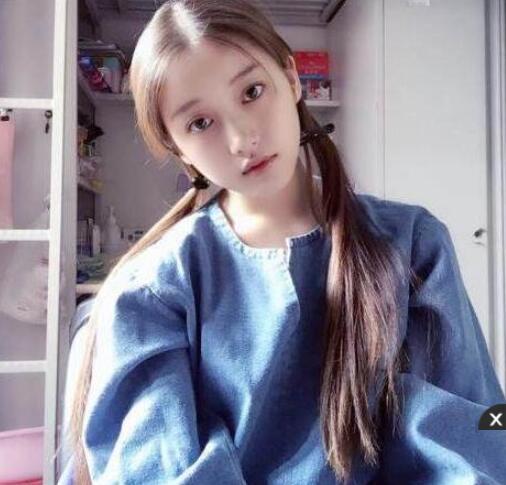 网红刘垚昕整容了吗?姜贞羽小时候图片大全