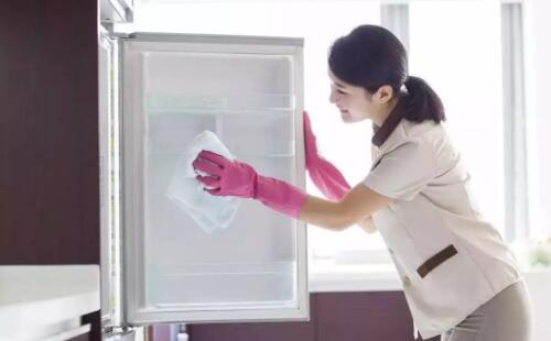 5妙招保持冰箱衛生不長細菌,太實用了(圖)