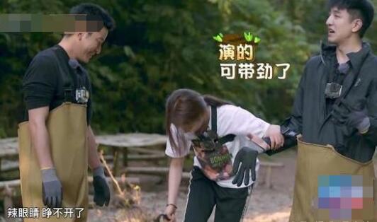 金瀚嫌杨超越脚臭,她的回答笑倒众人太有味道了