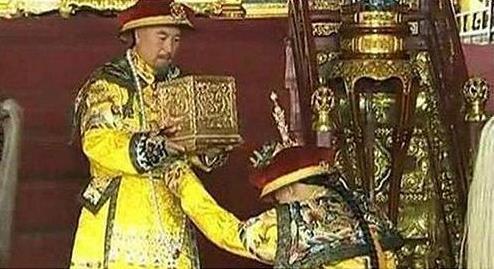 乾隆之后下一代皇帝是誰