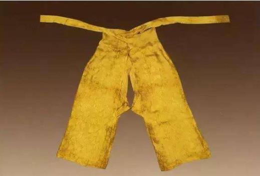 亵裤是什么:古代亵裤的图片与名字来源