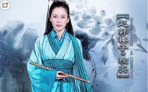 金庸武侠小说十大美女排行榜,第一名实至名归(图)