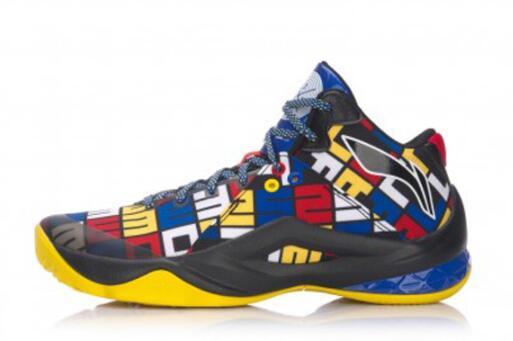 高顏值高性能的籃球鞋推薦:十大后衛籃球鞋排行榜