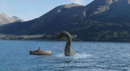 尼斯湖水怪真的存在吗?世界十大神秘生物排名