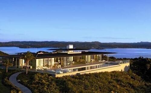 全球最贵的十大豪宅排行榜,比尔盖茨1.2亿美元垫底
