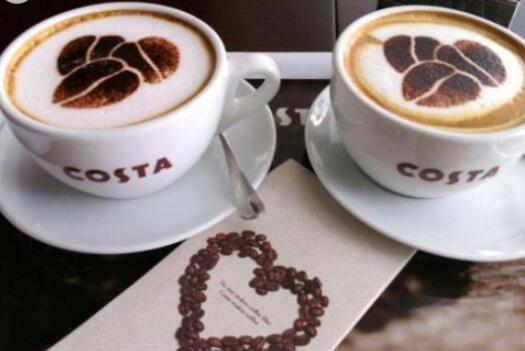 全球咖啡店十大品牌排行榜,星巴克最受歡迎