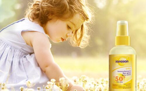 最安全的儿童防晒霜推荐,儿童防晒霜排行榜10强