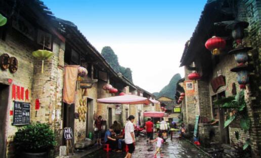 暑假去桂林必看攻略,广西十大最值得游玩的景点排行