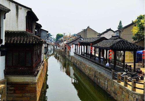 江苏十大最美古镇游玩攻略大全,个个风景美如画