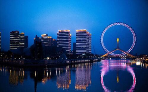 天津十大必去旅游景点排行榜,意式风情街最有特色