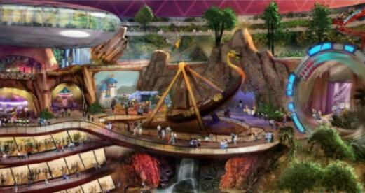 熱門游樂園推薦,全球十大最受歡迎的游樂園排名