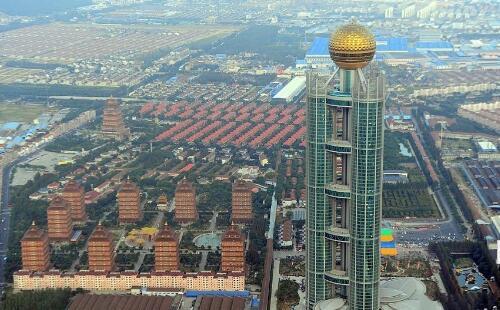 比城市还富裕的中国十大名村,看看你知道几个?