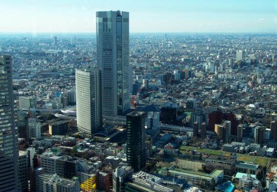 全球最有潜力的十大金融中心排名,伦敦排第一