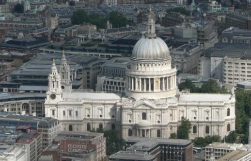 盘点英国伦敦十大著名地标性建筑,第一个最出名