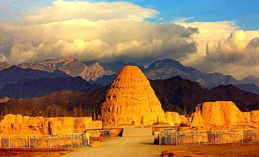 银川十大著名旅游景点排行,第一个是大话西游的拍摄地