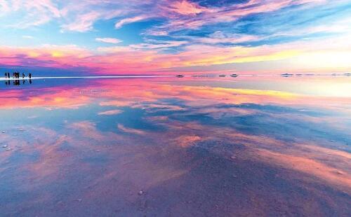 盘点全球最美的十个旅游胜地,仙女池你见过吗?