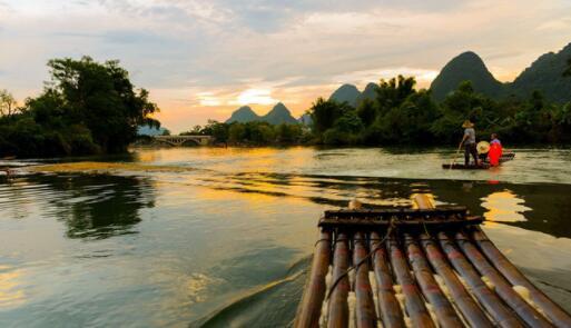桂林十大必去旅游景点推荐,第一名是20元人民币背面的图案
