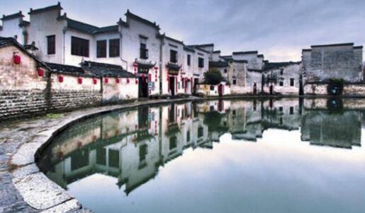 黄山十大著名旅游景点排行榜,宏村景区被誉为世外桃源