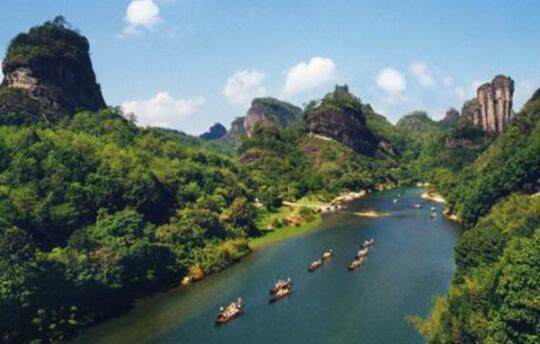 福建著名旅游景点排名前十,第一名有海上花园的美誉