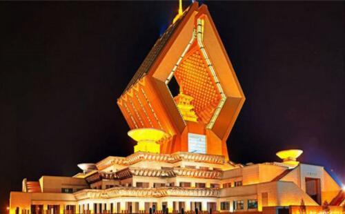 寶雞最值得去的十大景點排行榜,法門寺被譽為皇家寺廟