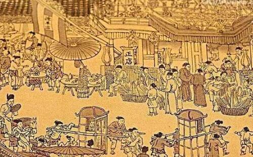 中国十大传世名画名作赏析,张择端的清明上河图成榜首