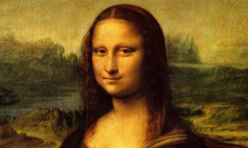 盤點全球最經典的十張畫作,蒙娜麗莎的微笑最受歡迎
