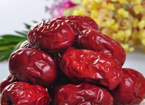 紅棗怎么吃護膚美容,盤點吃紅棗必知的六大禁忌